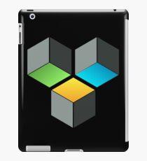 Cube Composition iPad Case/Skin
