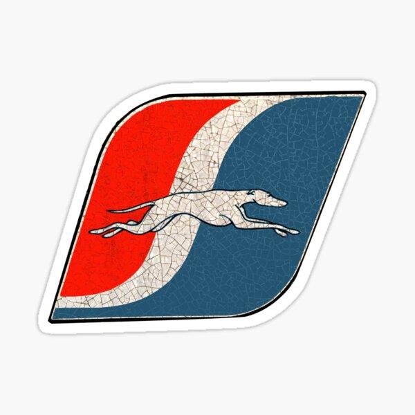 Vintage Greyhound Bus Lines  USA Sticker