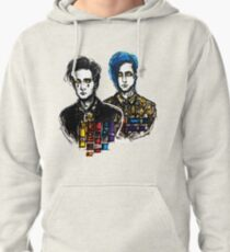 #89-90 - I Don't Know How But They Found Me (1981 Extended Play Series) Pullover Hoodie