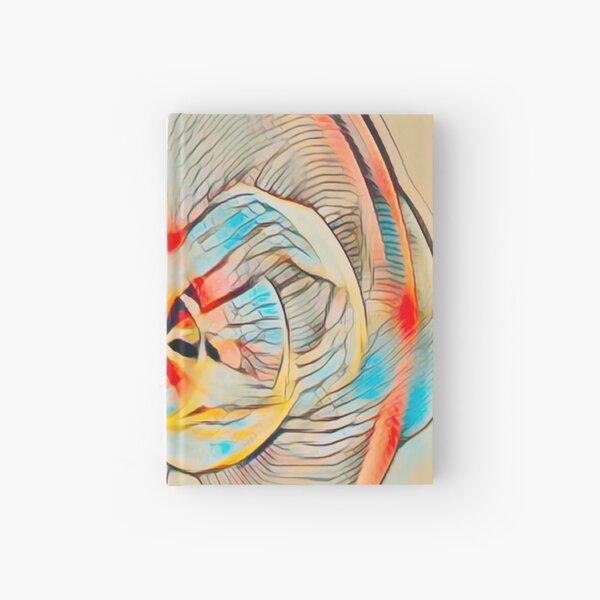 Fractal art 01 Hardcover Journal