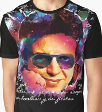 Hector Lavoe Graphic T-Shirt