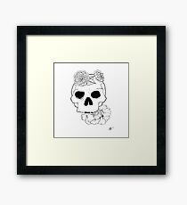 Precious Life and Death Framed Print