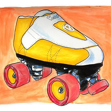 pop art skate by brandydevoid