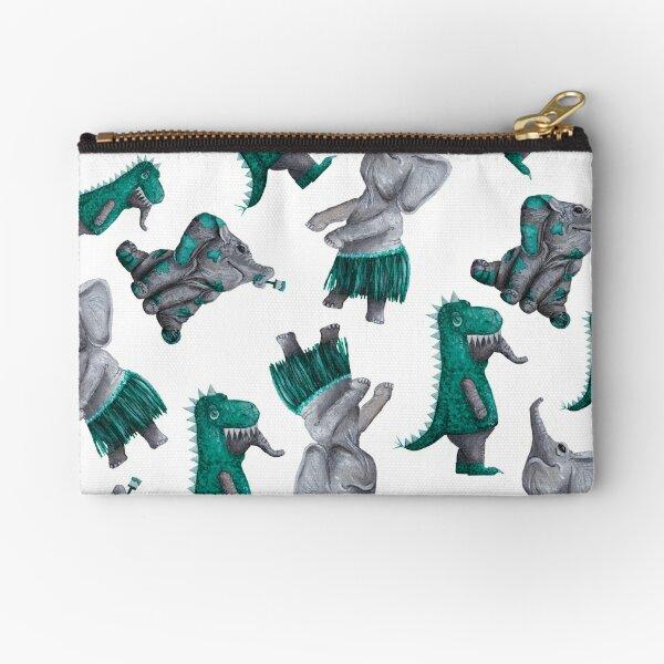 Elephant-astic Zipper Pouch