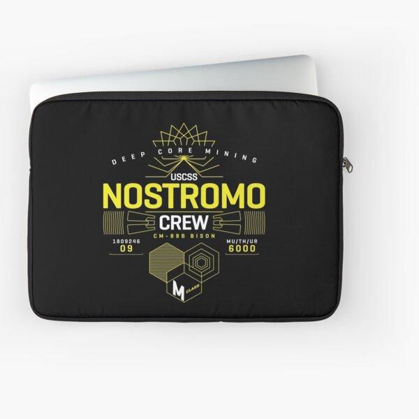 Nostromo - T-shirt extraterrestre Housse d'ordinateur