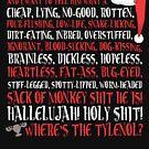 Hallelujah! Holy Sh*t!  by ninthstreet