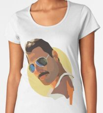 Freddie Women's Premium T-Shirt