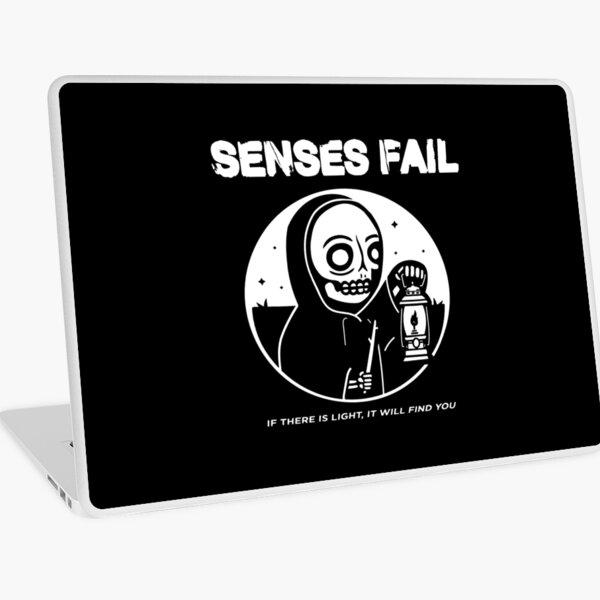 Senses Fail Laptop Skin