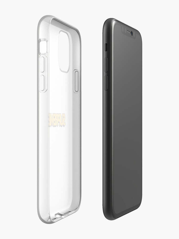 coque iphone 6 2017 , Coque iPhone « suprême d'or », par auohx