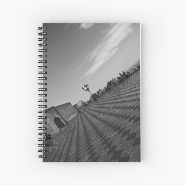 Diagonali Spiral Notebook