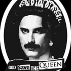 God save the queen by Winston Casco