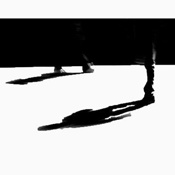 shadow walk by marksmagiceye