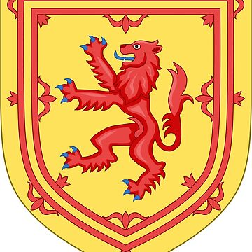 Royal Arms of the Kingdom of Scotland by PZAndrews