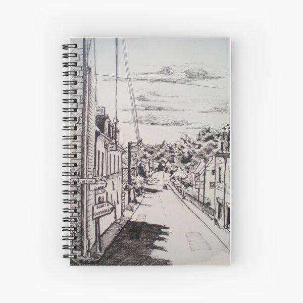 Melrand Spiral Notebook