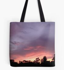 Sunset 2 Tote Bag
