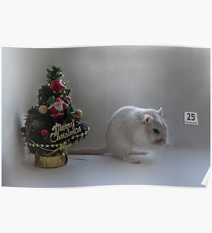 Santa forgot to visit................ Poster