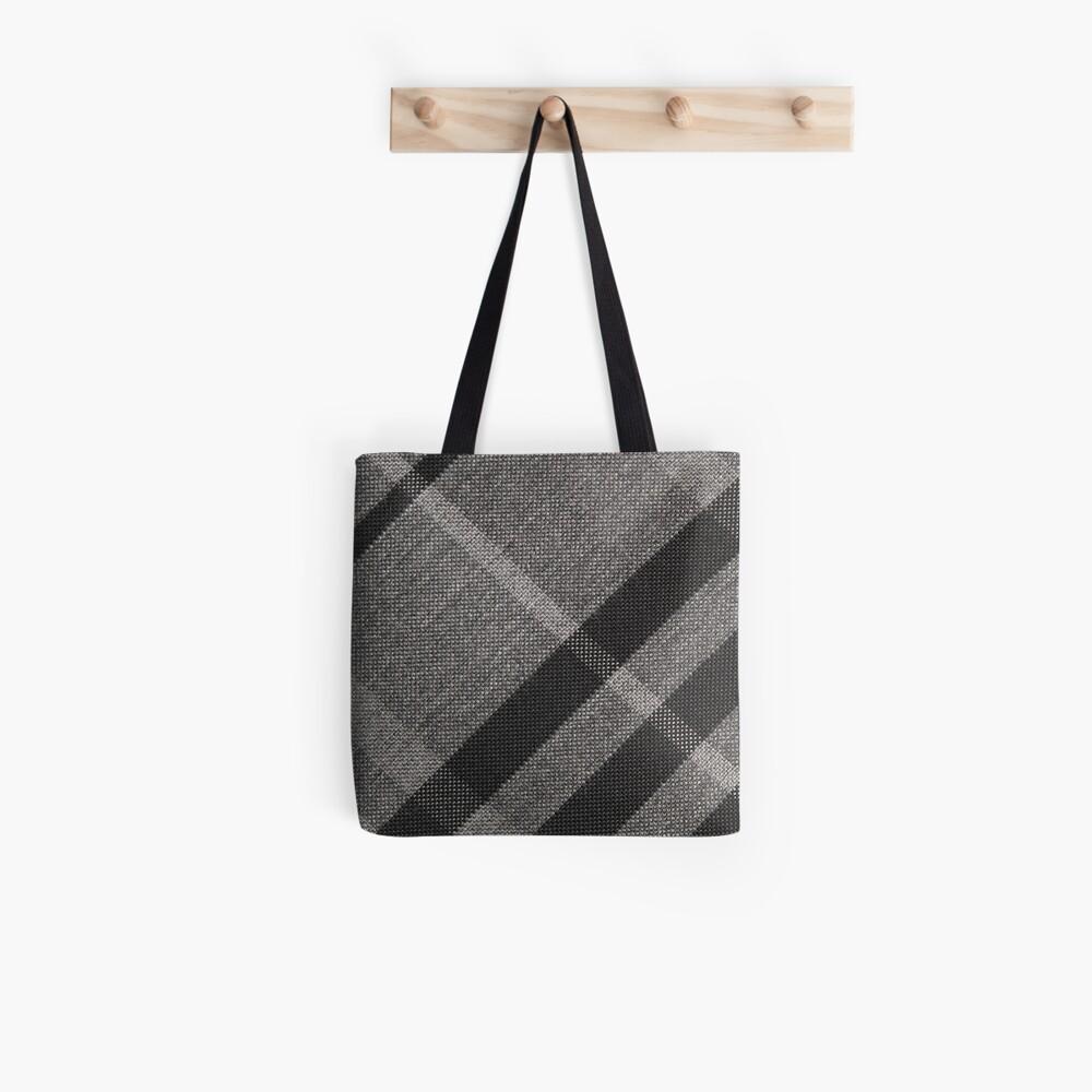 Burberry Grey Tote Bag