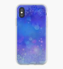 Winter Holidays  iPhone Case