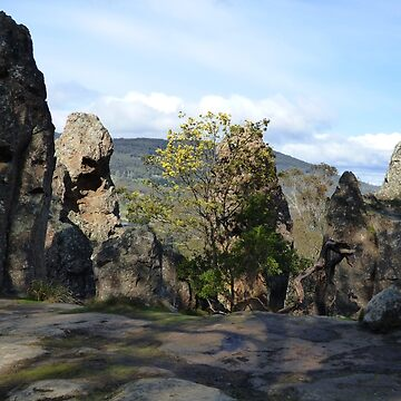Hanging Rock (5) by kalaryder