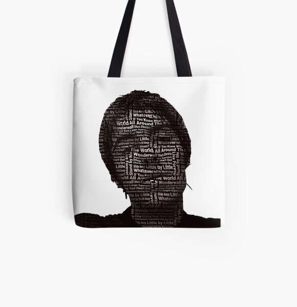 ★ Stop Crying Art All Over Print Tote Bag