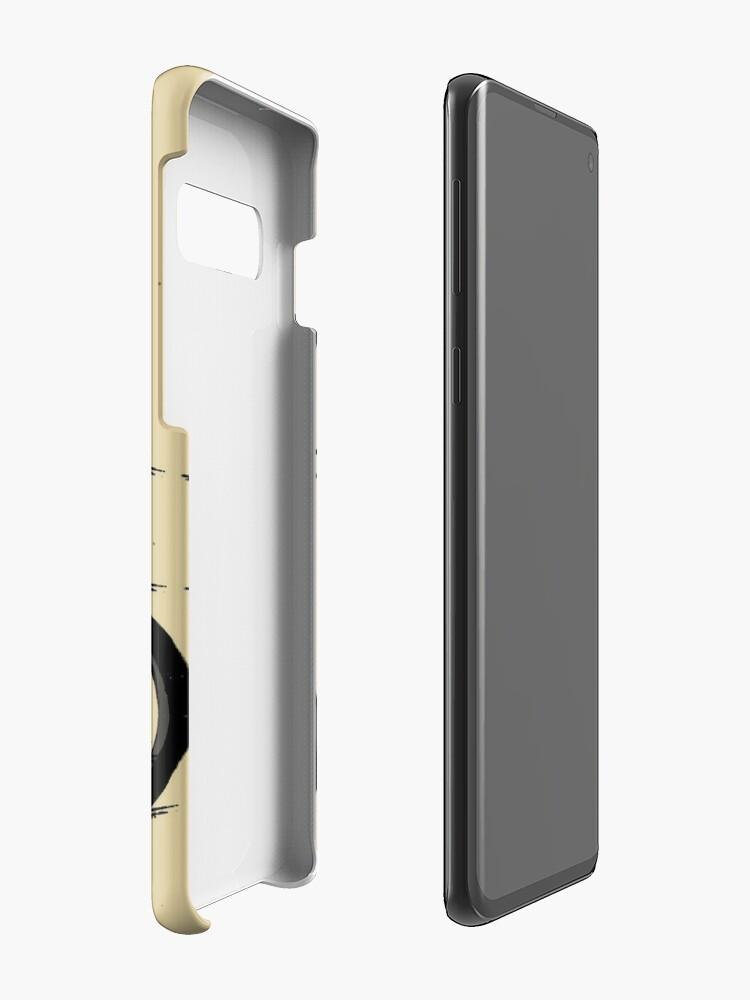 Alternate view of Biker Case & Skin for Samsung Galaxy