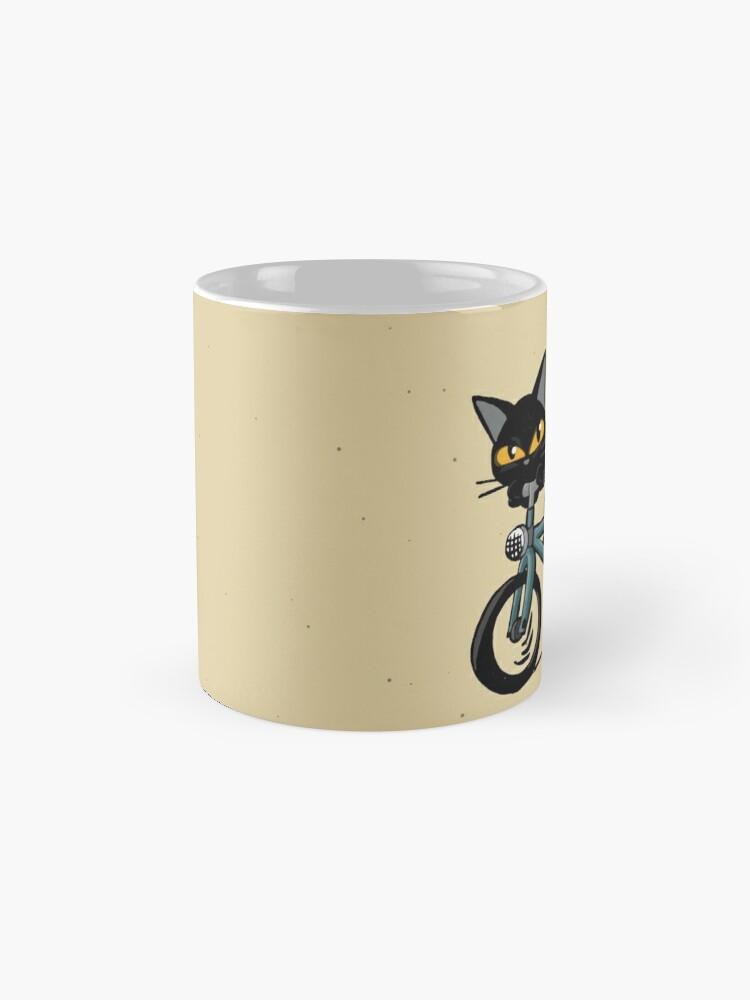 Alternate view of Biker Mug