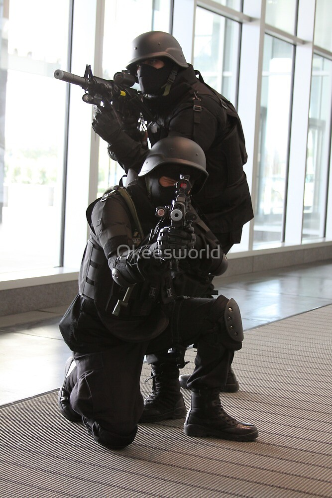 Special Ops by Okeesworld