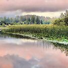 Lake View by jeanniechris
