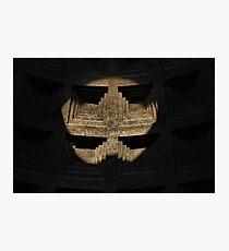 Pantheon dome Photographic Print