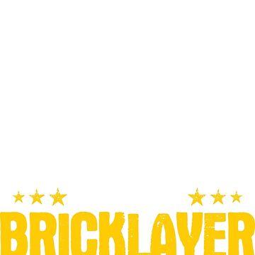 Bricklayer Mason Brickmason Death Smiles Gift by Krautshirts
