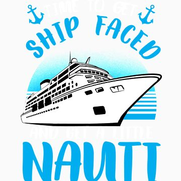 Ship faced Little Nauti gift by LikeAPig