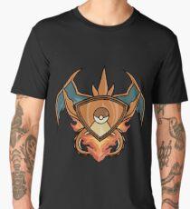 Charizard pokemon shield Men's Premium T-Shirt