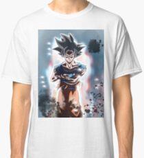 Ultra Instinct Goku Mastered - Migatte No Gokui  Classic T-Shirt
