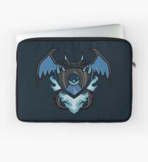 pokemon charizard x shield Laptop Sleeve
