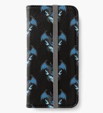 pokemon charizard x shield iPhone Wallet/Case/Skin