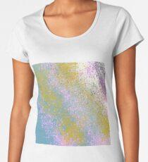 design Dots gold, blue Women's Premium T-Shirt