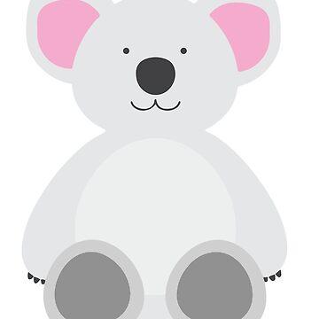 Koala by FayeLangoulant