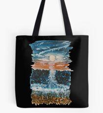 Stony Sunset Tote Bag