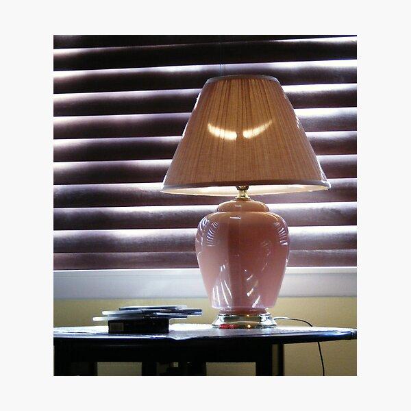 lascivious lamp Photographic Print