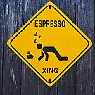 Coffee Break by Bryan D. Spellman