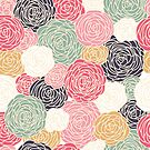Trendy Floral Pattern by stylebytara