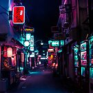 Late Night in Shinjuku's Golden Gai by HimanshiShah