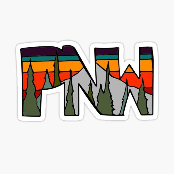 PNW Sticker Sticker