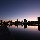 Melbourne's Docklands by Fiona Kersey