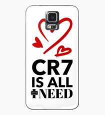 CR7 is all anyone needs....but today is about YOU. Case/Skin for Samsung Galaxy