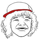 «Dustin Pudding Stranger» de quimmirabet