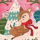Christmas Kitsch by KateMerrittshop