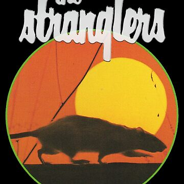 The Stranglers - Rattus Norvegicus by tomastich85