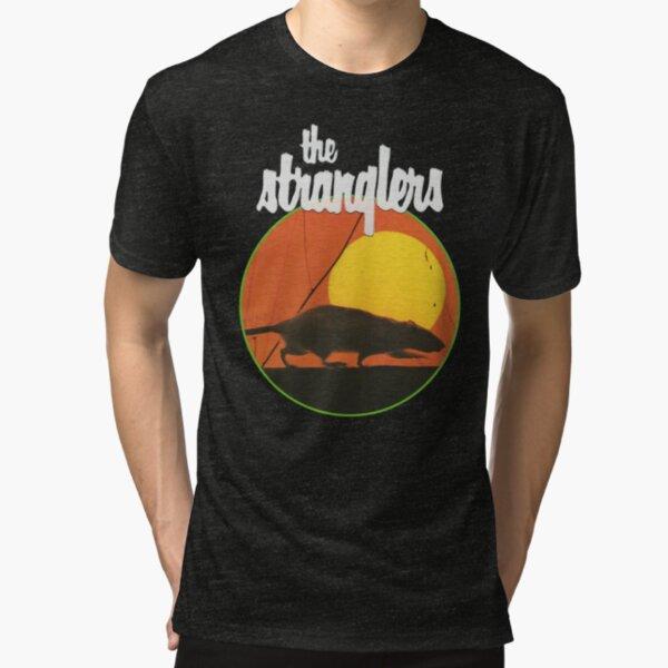 The Stranglers - Rattus Norvegicus Tri-blend T-Shirt