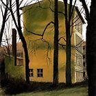 Potsdamer Giebel by HannaAschenbach